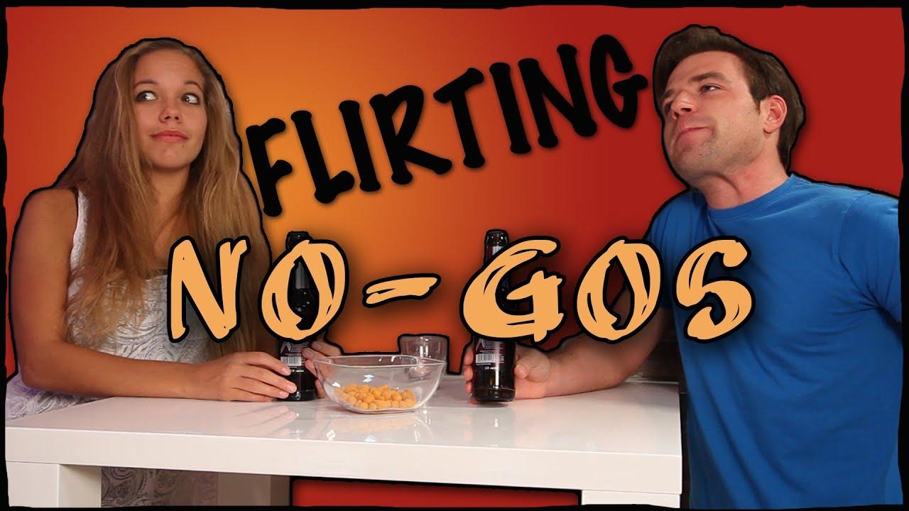 Flirt fehler von frauen