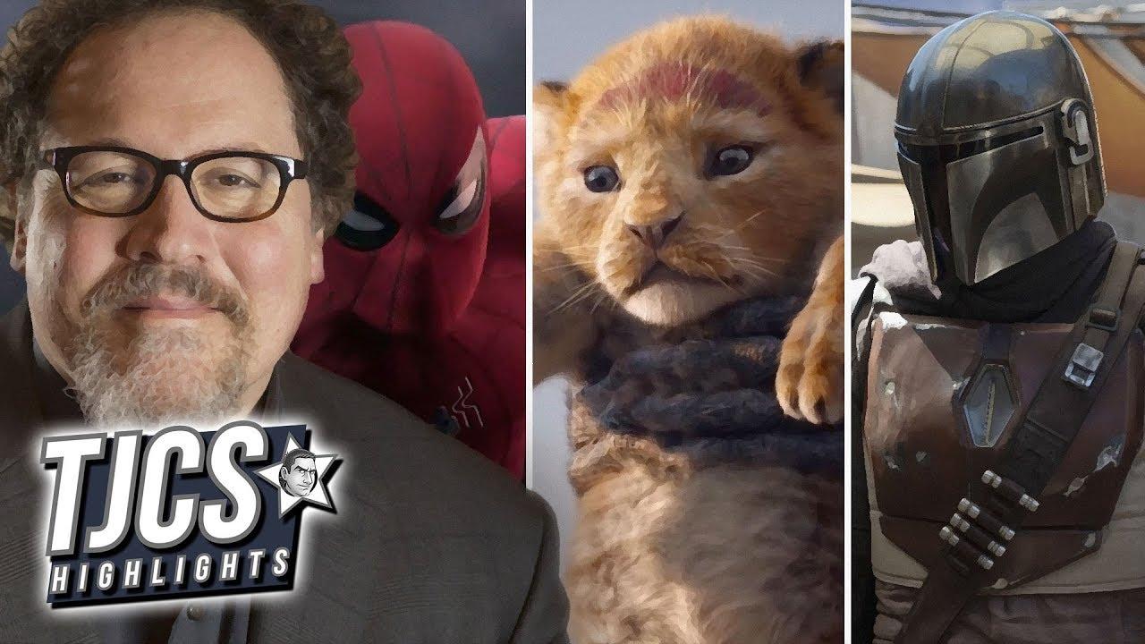 Jon Favreau's best 'Lion King' direction for James Earl Jones? 'Just do what you do'