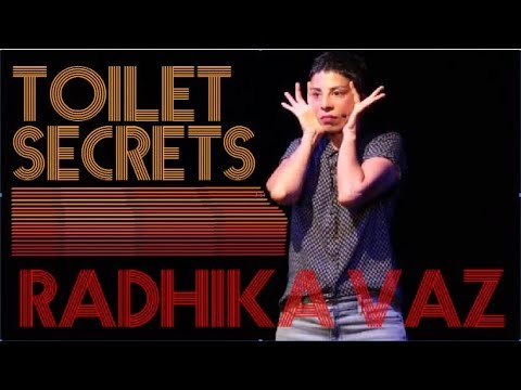 Why men and women have separate toilets: Radhika Vaz: Stand Up Comedy
