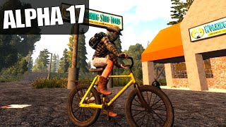 ALPHA 17  WHERE   FOUND O L And AC D  7 Days To Die Alpha 17 Gameplay  S17.4E03