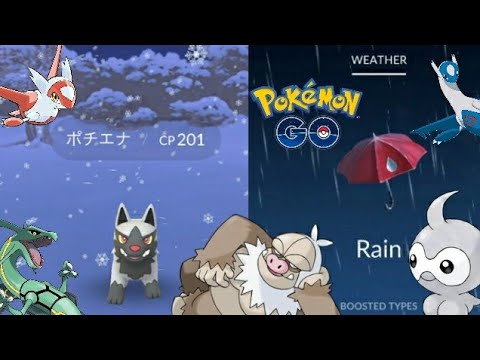 Download Youtube: Weather Conditions In Pokemon GO - All You Have To Know For Now - Gen 3 Hype!