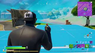 Solo vs escuadra!!!!!! Fortnite