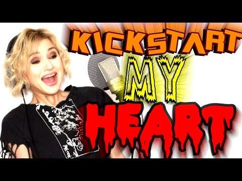 Motley Crue - Kickstart My Heart - Cover - Alyona Yarushina - Ken Tamplin Vocal Academy