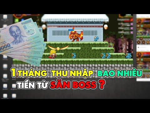 hack xu luong ninja school online tren may tinh - Ninja School Online | SỰ THẬT về niềm đam mê SĂN BOSS và nguồn THU NHẬP đc bao nhiêu tiền ?