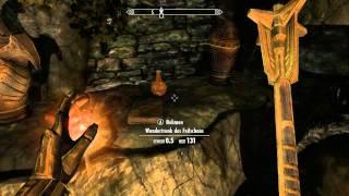 Let's Play - Tнe Elder Scrolls V: Skyrim #050 Im Ustengrav [Deutsch/German]