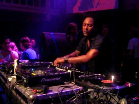 Derrick May @ paradiso 24-10-2009 [Part 1] HQ --- Dekmantel Amsterdam