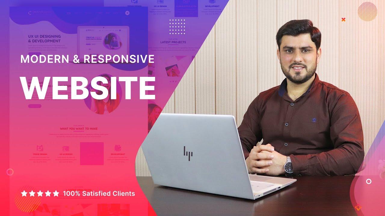 Website Design and Development Services on Fiverr.com | Cyberx Digital