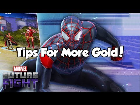 Tips For More Gold! (Alliance Tournament) - Marvel Future Fight