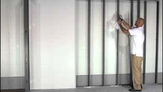 Wall panel installation how to