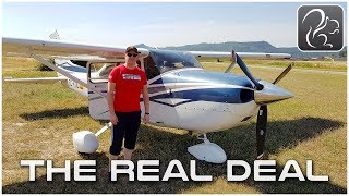The Real Deal - Cessna C182T Over Catalonia (Virtual Fly Trip #5)