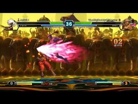 Tha Big Daddy C-Master vs Azik21 (Kof XIII:PC Steam Edition) |
