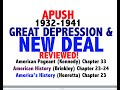American Pageant Chapter 33 APUSH Review
