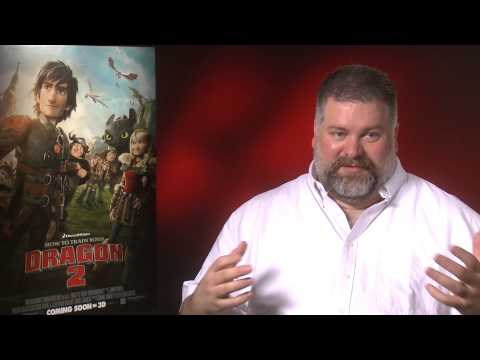 Interview with How To Train Your Dragon 2 director, Dean DeBlois