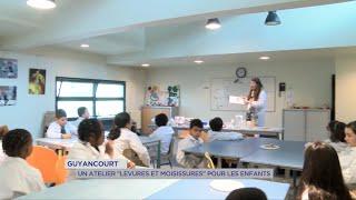 Yvelines | Guyancourt : un atelier ludique à la maison de quartier Théodore-Monod