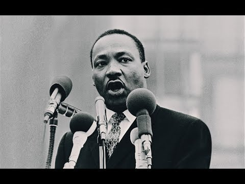 The reason for MLK'S assassination? - We were here {in ancient america}