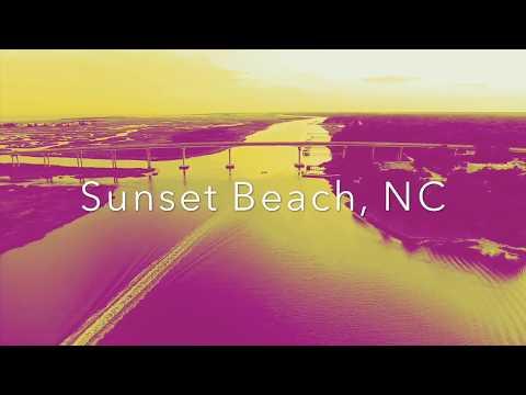 Repeat Emerald Isle Beach NC - A Walk out on the Beach Ocean
