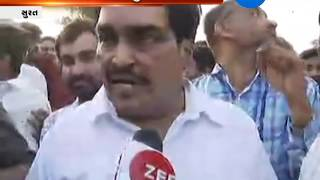 Surat Fire Tragedy Took Place In Complex, 20 Died