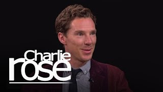 Benedict Cumberbatch on His Parents, His Fans and His Fame (Nov. 17, 2014) | Charlie Rose