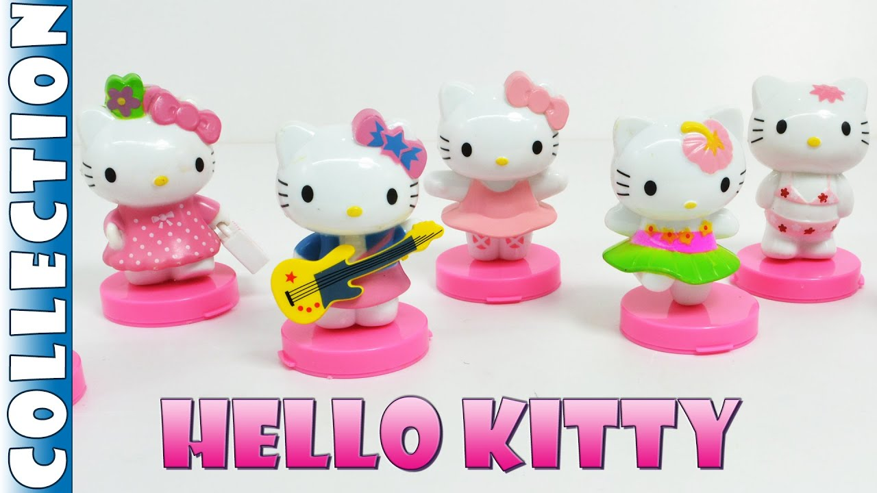 hello kitty play doh surprise eggs toys for kids fun play doh hello kitty toys playset baby. Black Bedroom Furniture Sets. Home Design Ideas