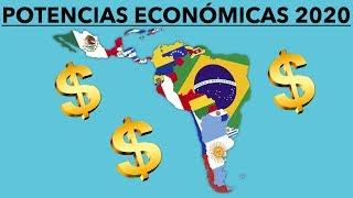 10 PAÍSES MÁS RICOS DE AMÉRICA LATINA PARA 2020