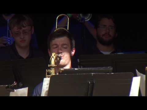 Shiny Stockings - UNH Jazz Band at Montreux