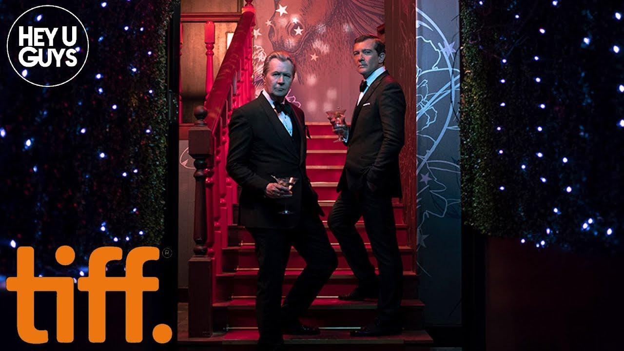 The Laundromat TIFF Premiere: The cast on the genius of Steven Soderbergh