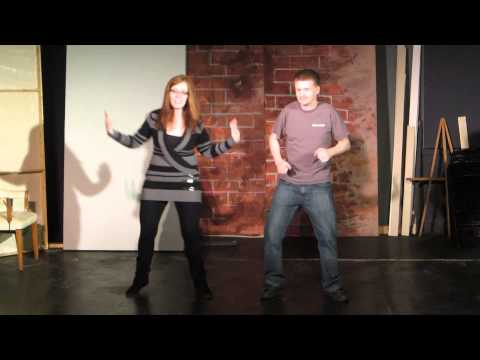 """Choregraphy """"Do the Circulation"""" from """"School House Rock Live!"""""""