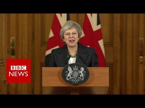 Theresa May: 'I believe in my deal' - BBC News
