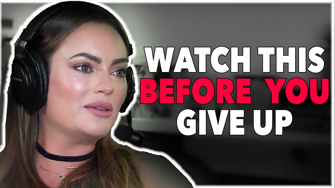 Watch This Before You Give Up | Emily Skye