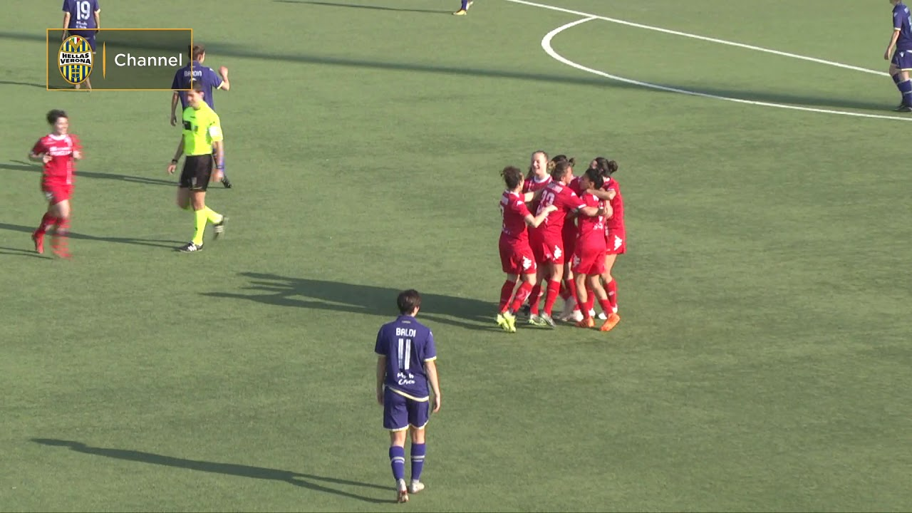 Hellas Verona-Pink Bari 1-2