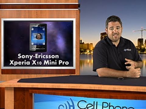Sony Ericsson Xperia X10 Mini Pro Camera Review