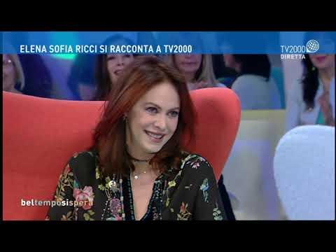 Elena Sofia Ricci si racconta a TV2000