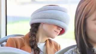 Подушка - мешок на голову Ostrich Pillow (подушка страус)