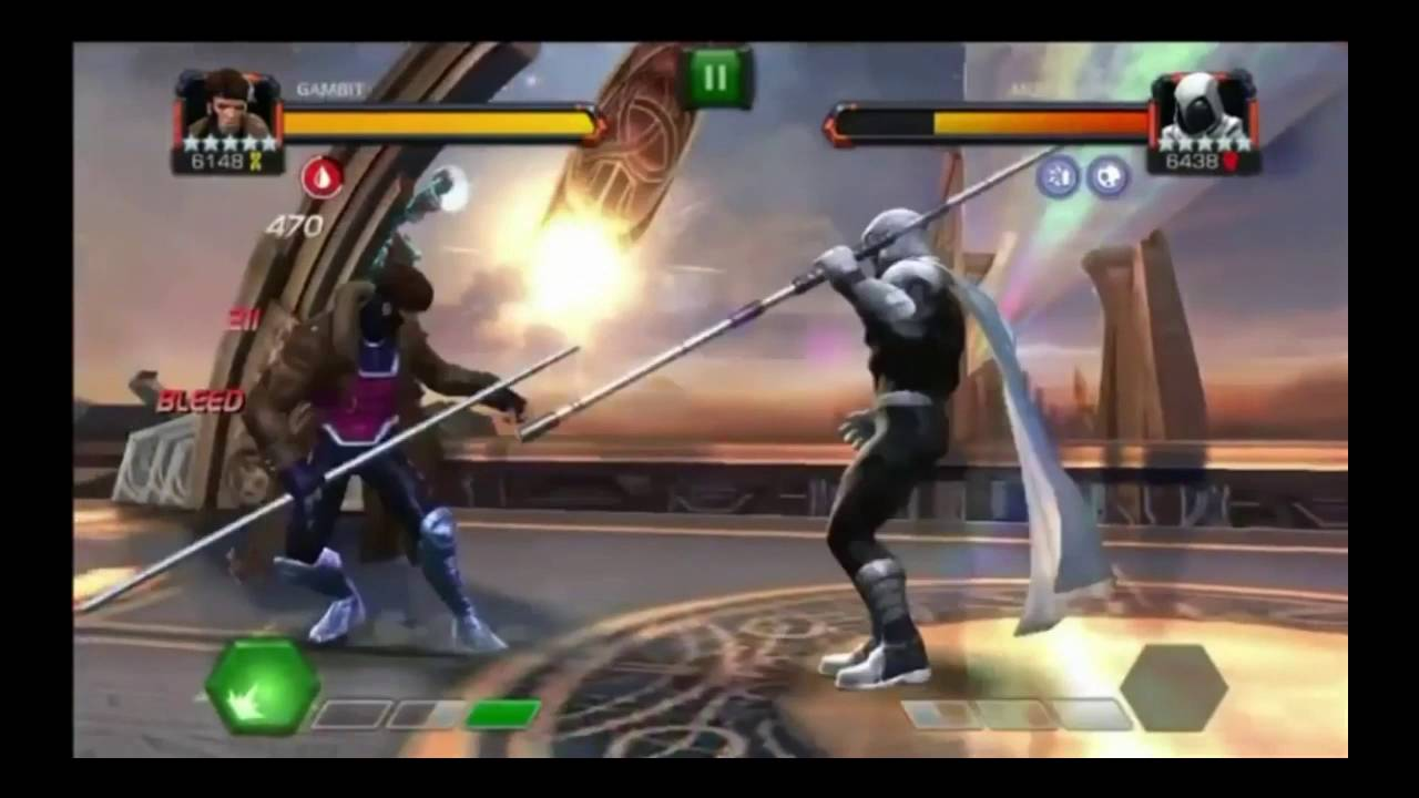 Marvel contest of champions 5 star what that