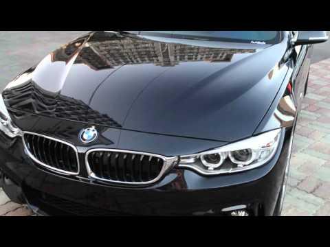 BMW 428 carbon black