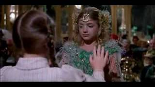 Dorothy releasing princess Ozma in a mirror at Emerald City. This w...