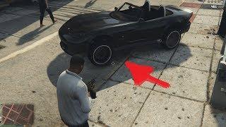 Как изменить параметры авто в GTA5 без модов!
