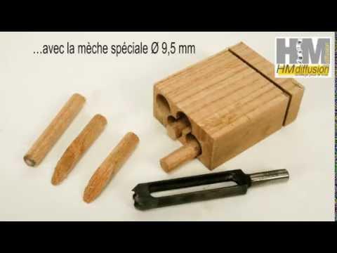 m che bouchonner d 9 5 mm sp ciale pour bouchonnage des. Black Bedroom Furniture Sets. Home Design Ideas
