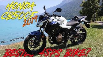 2019 Honda CB500F   Bestes 48PS Bike auf dem Markt?   GL Moto