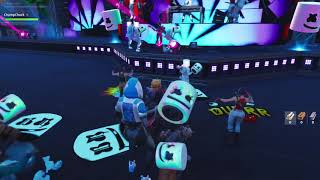 Fortnite Marshmallow event (without talking)