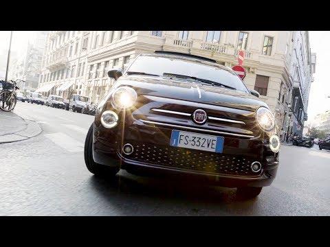 2019 Fiat 500 Collezione