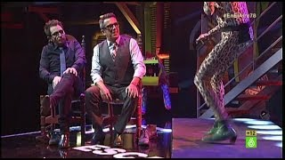 En el aire - Berto y Buenafuente juegan a adivinar canciones con Tomasito