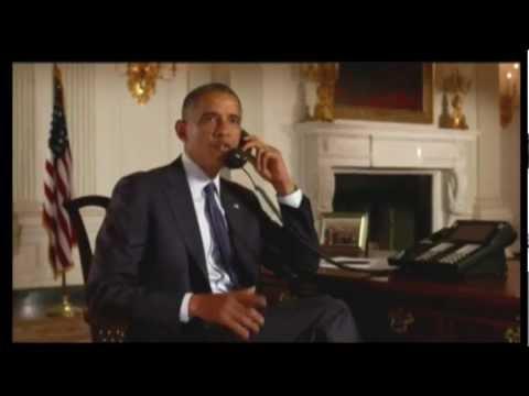 Kal Penn Takes Call From President Obama