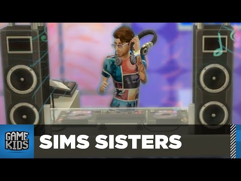 Get Together Expansion Pack - Sims Sisters Episode 52