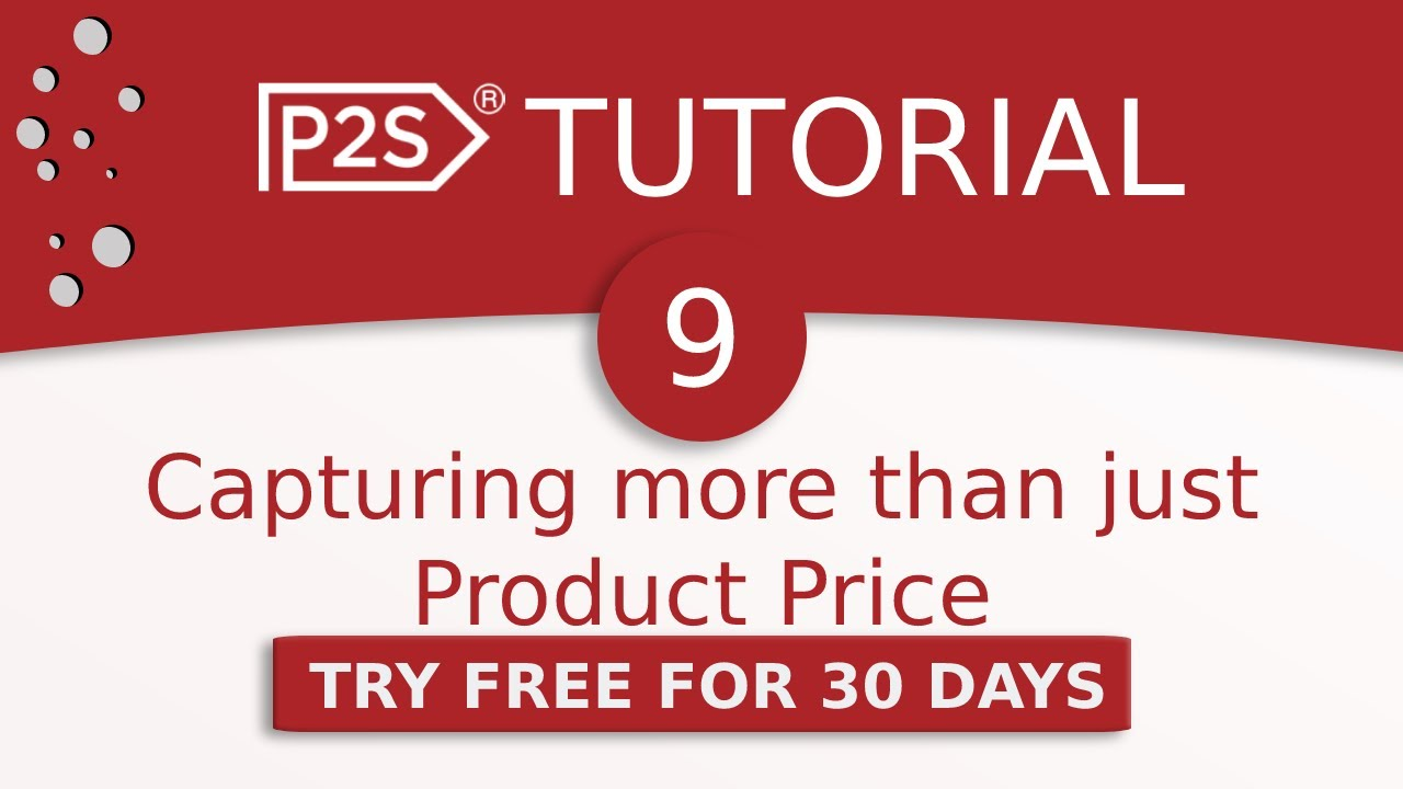 Price2Spy Tutorial #9 - Capturing more than just product price