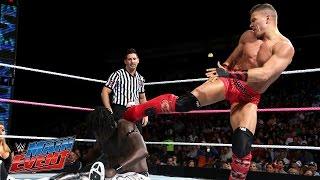 R-Truth vs. Tyson Kidd: WWE Main Event, October 14, 2014