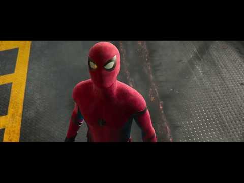 Spider Thunder ( Spiderman : Homecoming music video )