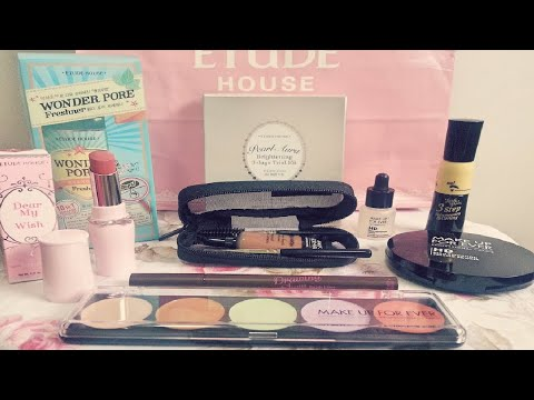 HAUL: From The Philippines 2014 ft. Etude House + Make Up For Ever thumbnail