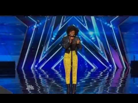 Sharon Irving - Take Me To Church - America's Got Talent 6-9-15