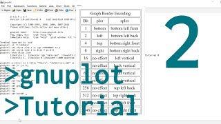 Gnuplot Tutorial 2 Linestyles Better Plots Symbols Fonts Pngcairo Youtube
